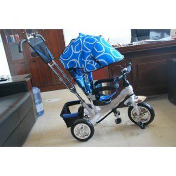 Детский трехколесный велосипед Lexx Trike колесо пластик EVA — QAT-017 БЕЛЫЙ