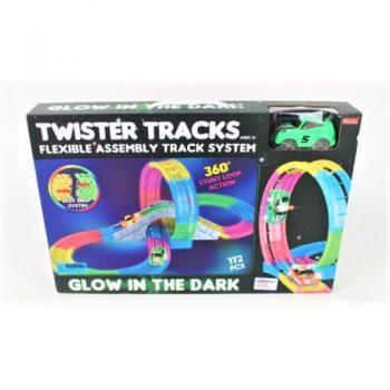 Гоночный трек Magic Tracks7790светиться и гнется трек