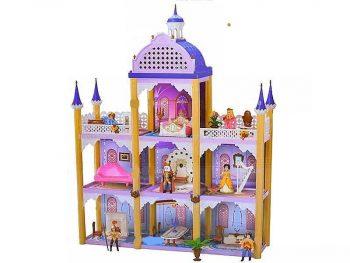 Дом для принцессы 924. 259 деталей