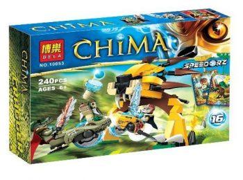 Конструктор Чима «Chima» 10053 Финальный Поединок