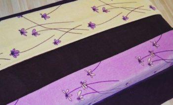 Микрофибра ELWAY1.5-я Фиолетовый