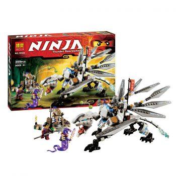 Конструктор Bela Ninja 10323 «Дракон» 359 деталей