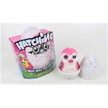 Y8802-1A/B Hatchimals Интерактивная игрушка Пингви в яйце